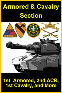 Armored & Cavalry Products Section
