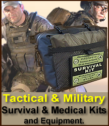 Tactical & Military Survival & Medical Kits / Equipment