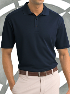 267020 - Nike Golf Dri-Fit Classic Sport Shirt