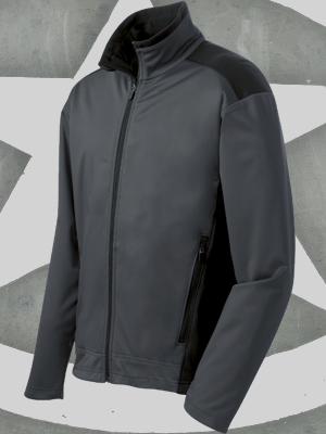 J794 - Port Authority Two-Tone Soft Shell Jacket