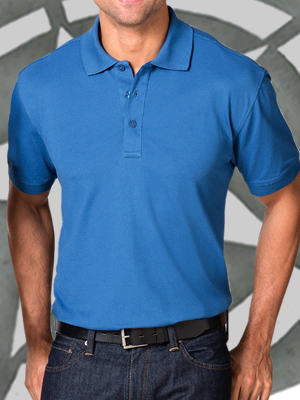 K555 - Port Authority® Stretch Pique Polo