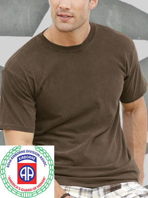 PC099-82ndABDA - Port & Company®  Essential Pigment-Dyed Tee