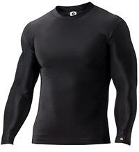 Badger Longsleeve Compression Crew
