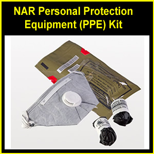 NAR Personal Protection Equipment (PPE) Kit