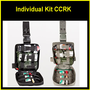 Individual Kit Combat Casualty Response CCRK