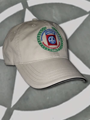 82nd Airborne Division Association Cap (CH4003)