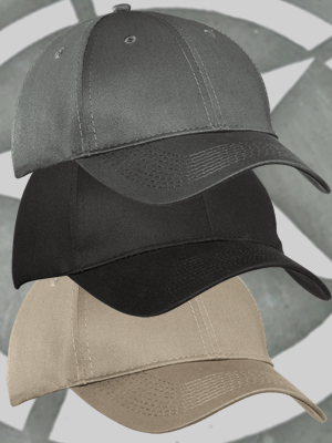 Port & Company 6-Panel Twill Cap