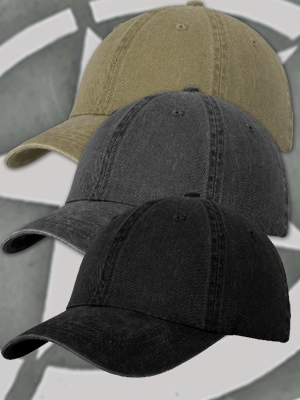 Port & Company® Pigment-Dyed Cap