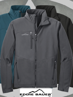 Eddie Bauer® Soft Shell Jacket  - EB530