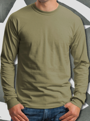 Gildan Long Sleeve T