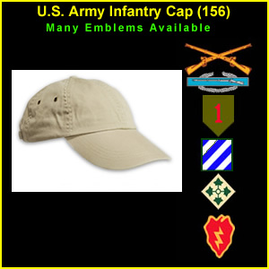 US Army Infantry Cap (156)