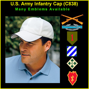 US Army Infantry Cap (C838)