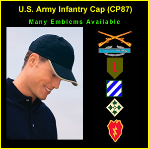 US Army Infantry Cap (CP87)