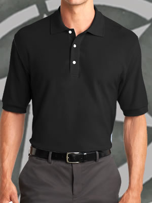 Port Authority® 100% Pima Cotton Polo