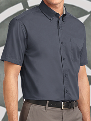 Port Authority Easy Care Shortsleeve - S508