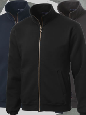 Sport-Tek Full-Zip Sweatshirt ODX