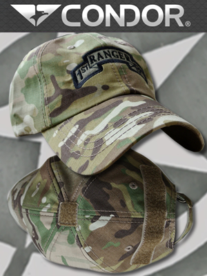Condor Tactical Team Cap -Multicam