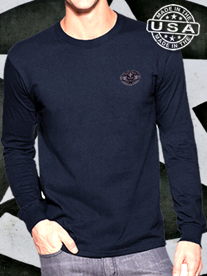 Port & Company All-American Tee Long Sleeve