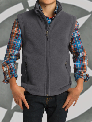 Port Authority® Youth Value Fleece Vest