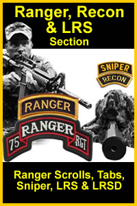 Ranger, Recon, LRS Products Category