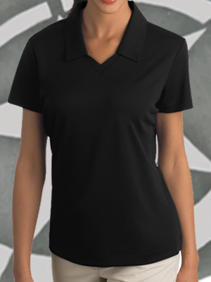 354067 - NIKE GOLF - Ladies Dri-FIT Micro Pique Sport Shirt