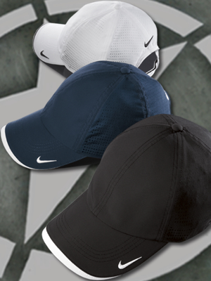 429467 Nike Golf Dri Fit Swoosh Perforated Cap