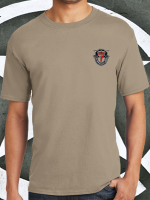 infantry5180 - US Army Infantry T-Shirt (5180)