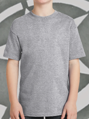 5380 - Hanes Youth Beefy-T