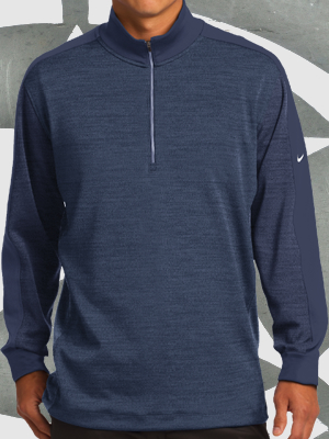 578673 - Nike Golf Dri-FIT 1/2-Zip Cover-Up