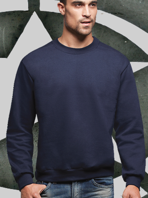 71000 - Anvil® Crewneck Sweatshirt