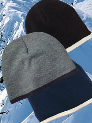CP91 - Port & Co. Beanie Cap (7d)
