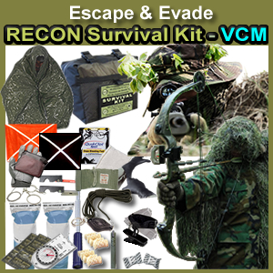 EERSK-VCM - Escape & Evade Recon Survival Kit (VCM)