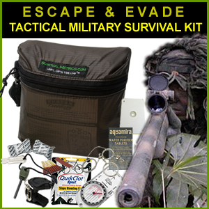 EETMS - Escape & Evade Tactical Military Survival Kit