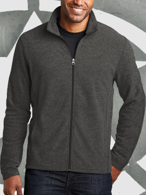 F223 - Port Authority® Microfleece Jacket