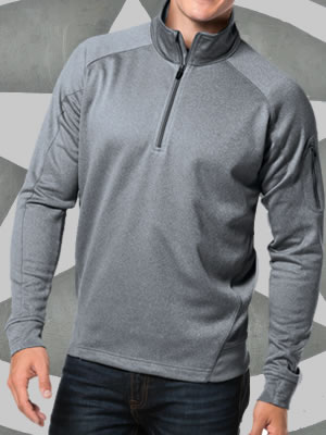F247-ODX - Sport-Tek® Tech Fleece 1/4-Zip Pullover