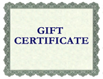 GiftCertificate - Gift Certificate