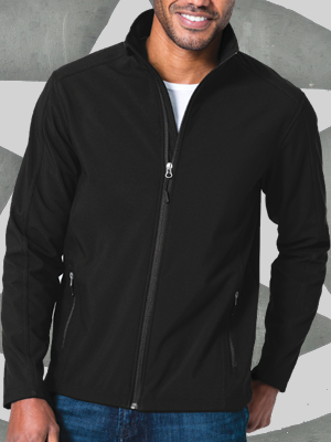 J317 - Port Authority® Core Soft Shell Jacket