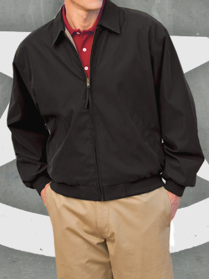 J730 - Port Authority Casual Microfiber Jacket