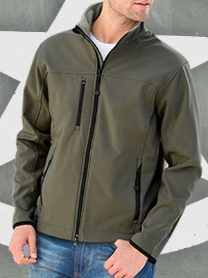 J790 - Port Authority Glacier Soft Shell Jacket