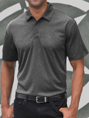 K576 - Port Authority® Trace Heather Polo