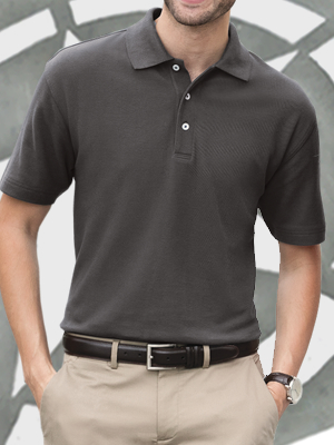 K800 - Port Authority EZCotton Pique Sport Shirt