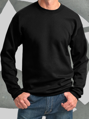 PC90 - Port & Company® Ultimate Crewneck Sweatshirt