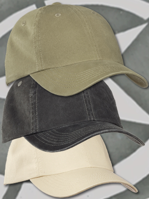 PWU - Port Authority® Garment Washed Cap