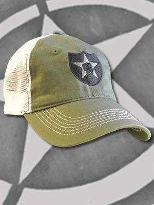 DT607-Emblem015 - SpartanCap 2nd Infantry Division (#015