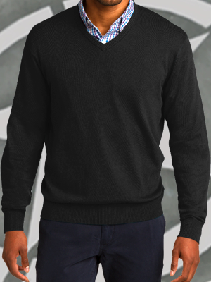SW285 - Port Authority® V-Neck Sweater