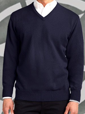SW300 - Port Authority® Value V-Neck Sweater
