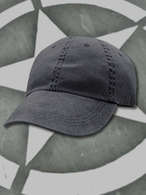 Anvil Pigment Dyed Cap
