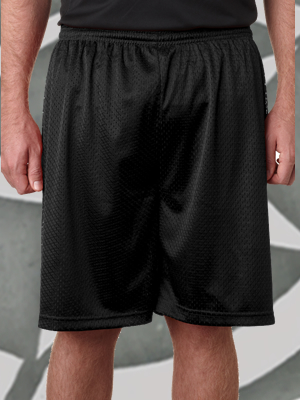 Badger Poly-Mesh Shorts