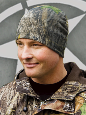 Port Authority Mossy Oak® Fleece Beanie-ODX