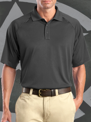 CornerStone® Select Snag-Proof Tactical Polo